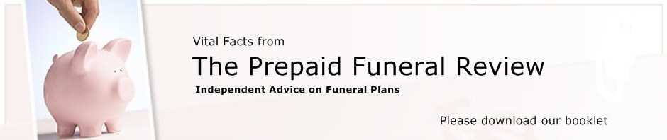 Prepaid Funeral Plan Review for INDEPENDENT advice 01323 740844